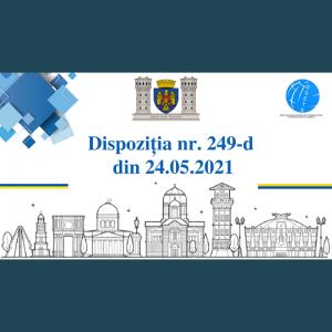 În conformitate cu prevederile dispoziției Primarului General al municipiului Chișinău, Ion Ceban, nr. 249 din 24.05.2021, DGETS invită toți copiii la activitățile dedicate Zilei Internaționale a Copiilor.