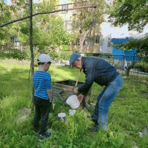 O lecție de curățenie sanitară și atitudine grijulie față de natură care ne înconjoară